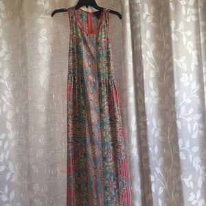 Romeo & Juliet maxi dress